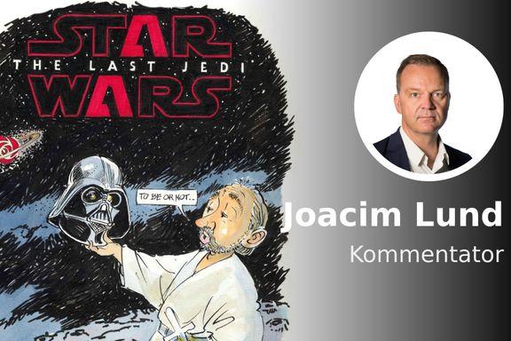 Er det noen likheter mellom Giske-historien og Star Wars?