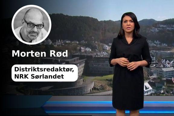 Når tilsynsrapporter fra Flekkefjord sykehus er så krasse, kan ikke NRK pynte på forholdene