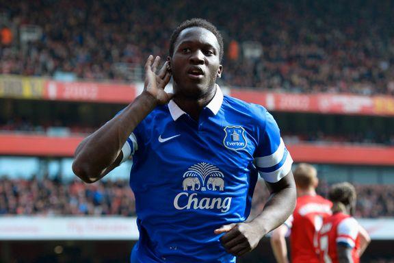RYKTEBØRSEN: Manchester United kjøper Lukaku - enig med Everton