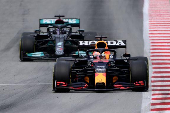 Hamilton vant ny superduell: – Topp strategi