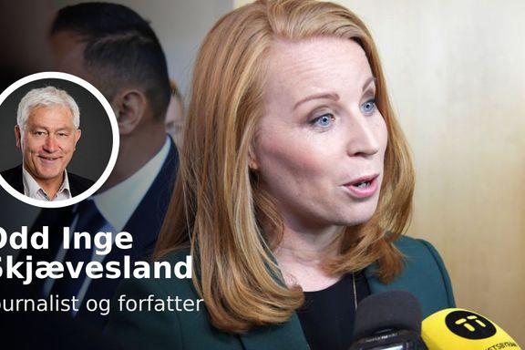 Mens Solberg kan lykkes med firepartiregjering, må svenske håpe på mirakler.