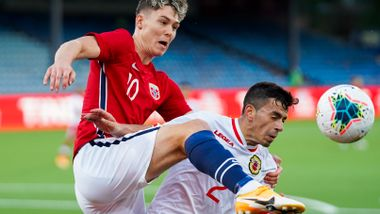 Ny landslagsnedtur: De norske talentene fikk juling på bortebane