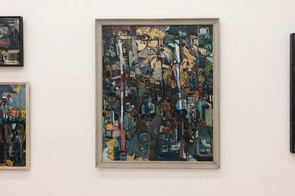 «Med kraftige penselstrøk og saftige farger leverer han modernistisk kunst på verdensnivå»
