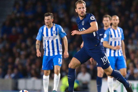 Kane scoret igjen da Tottenham skuffet på bortebane