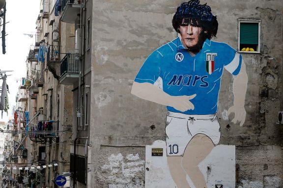 Byen som aldri glemmer Maradona