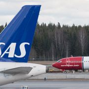 SAS stanser alle flygninger til Nord-Italia