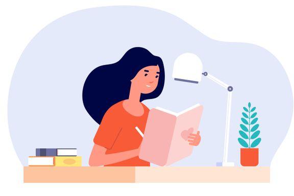 – Hjelp, jeg mangler studieteknikk, sier Anne (19). Eksperten gir seks enkle tips.