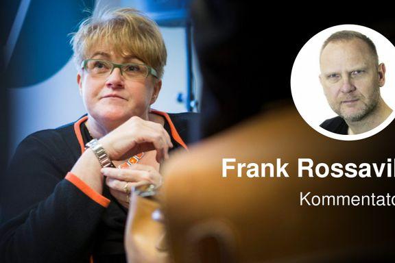 Venstre er modent for nedleggelse   Frank Rossavik