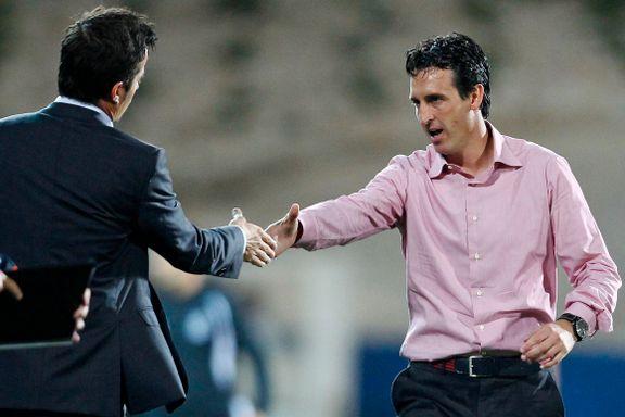 «Nye» Emery inspirerer nye takter fra Sevilla