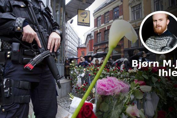 Det er på tide vi tar på alvor at vårt samfunn skaper terrorister