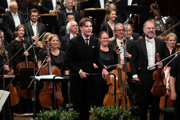 Full kontroll i Oslo-Filharmonien