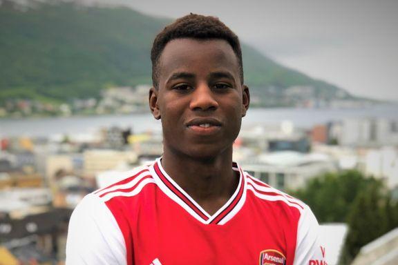 Mot alle odds: Historien om hvordan tromsøgutten George (20) endte opp i Arsenal