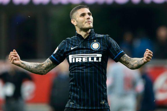 Icardi avgjorde for Inter i sluttminuttene