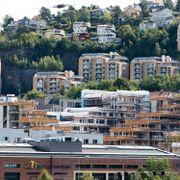 Norges Bank jekker opp anslaget for boligprisene i 2022