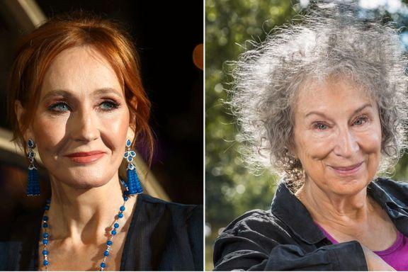 Forfatterne bak «Harry Potter» og «The Handmaid's Tale» mener det er blitt umulig å si noe kontroversielt