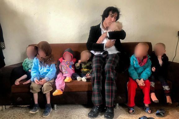 Dro til Syria på jakt etter barnebarna: – Neppe bra om alle gjør som meg