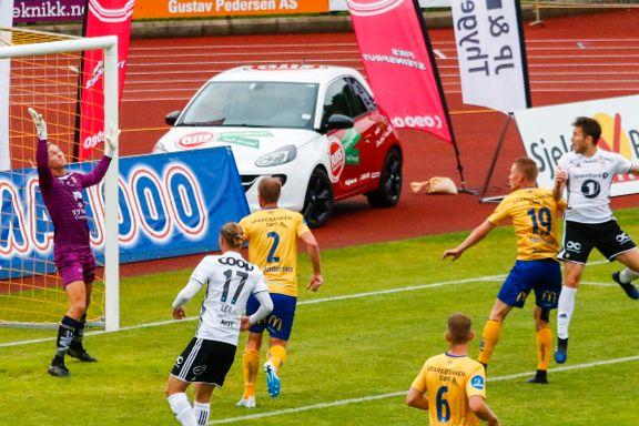 Rosenborg snudde til seier mot Jerv: – Vi er skuffet over å tape