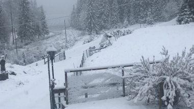 Nyt penværet i sør mens du kan – neste uke blir det vinter-comeback