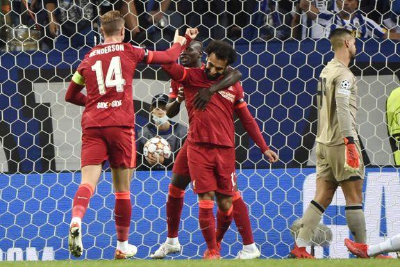 Liverpool lekte seg med Porto – igjen
