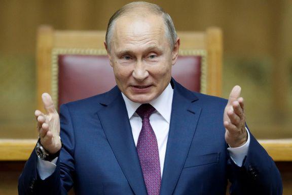 Putin med overraskende Norge-flørt: - På tide å utvide horisonten og samarbeidet.