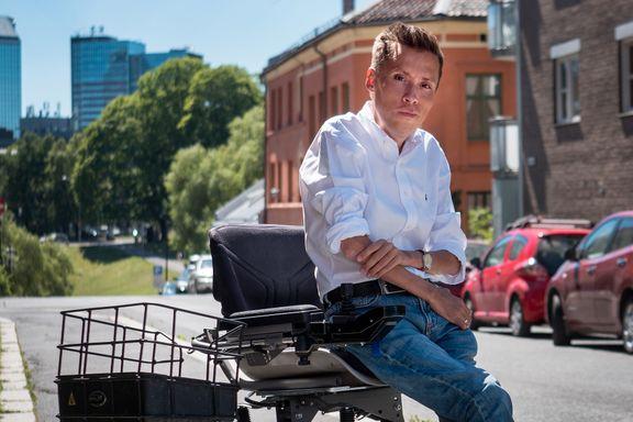 Forfatter Jan Grue: – I denne boken finnes overhodet ikke ordet «funksjonshemmet». Da hadde jeg tapt.