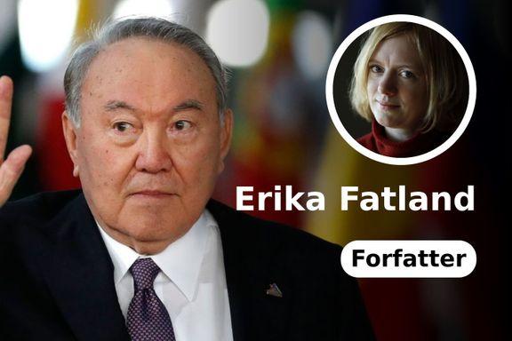 I snart 30 år har han styrt Kasakhstan. Nå trekker han seg tilbake for å trekke i trådene.