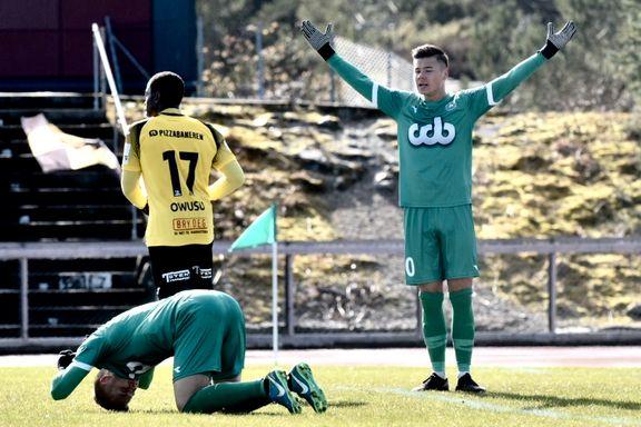 Nest-Sotra tapte sesongpremieren: Se scoringene fra kampen