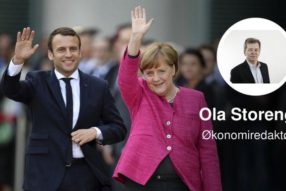 Macron kan kanskje skaffe seg makt til å forandre Frankrike. Men neppe EU.