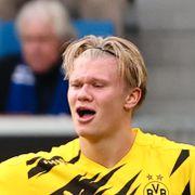 Dortmund slet med å score. Da Erling Braut Haaland kom inn, snudde det.