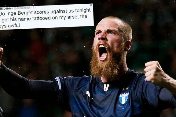 Celtic-fan hånet Berget før målshowet - nå angrer han nok
