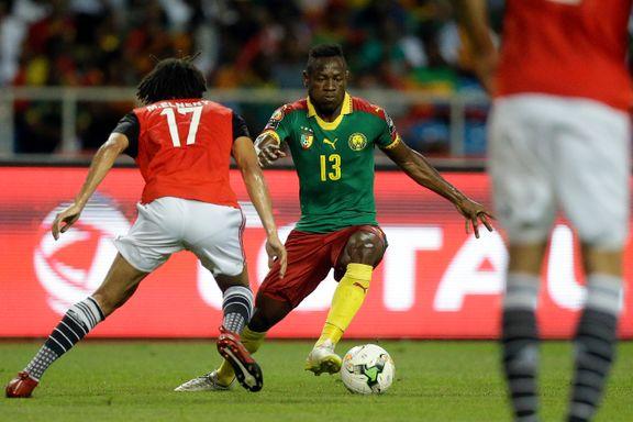 Han var Afrikamesterskapets beste spiller