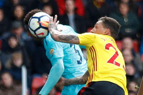 Bisarr handssituasjon da King scoret for Bournemouth