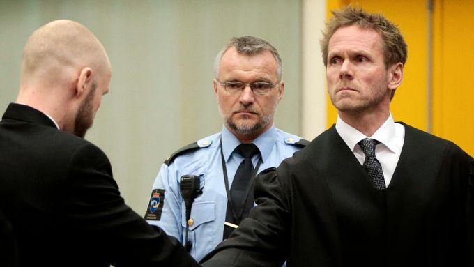 Terroristen Behring Breiviks klage avvist i Strasbourg