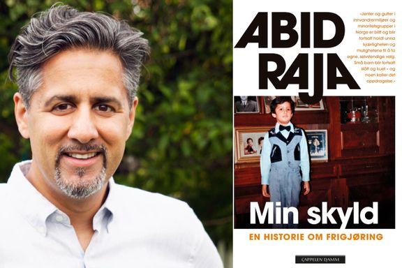 Abid Raja har fått et nytt språk for barndomstraumer