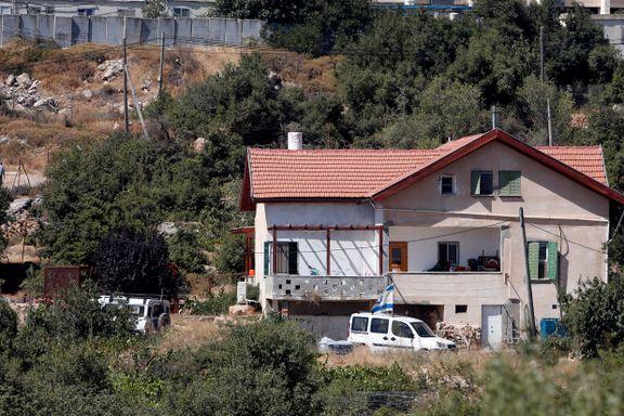13 år gammel jente knivstukket til døde på Vestbredden - Israels statsminister varsler kollektiv straff