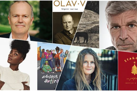 Disse 20 titlene vil prege den norske bokhøsten