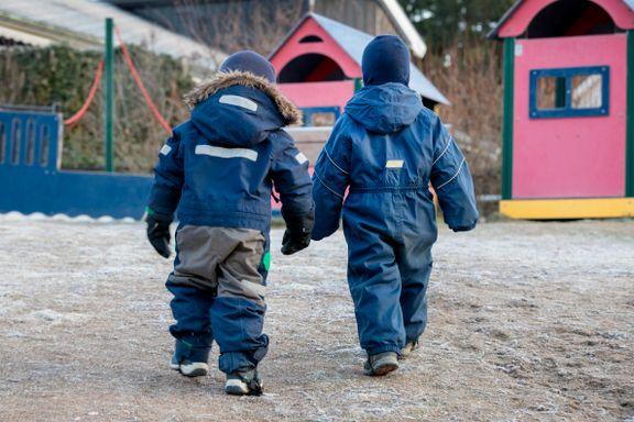 Barnefattigdommen har økt med 50 prosent