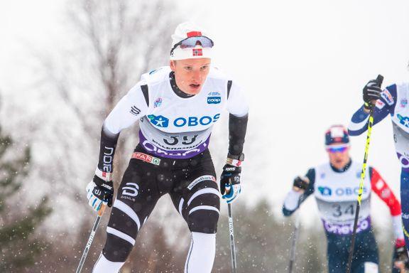 Voss-løparen håper på ny verdscupsjanse: – Eg likar det presset