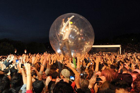 Lovende resultat for konsertforsøk uten sosial distansering – men med hurtigtesting