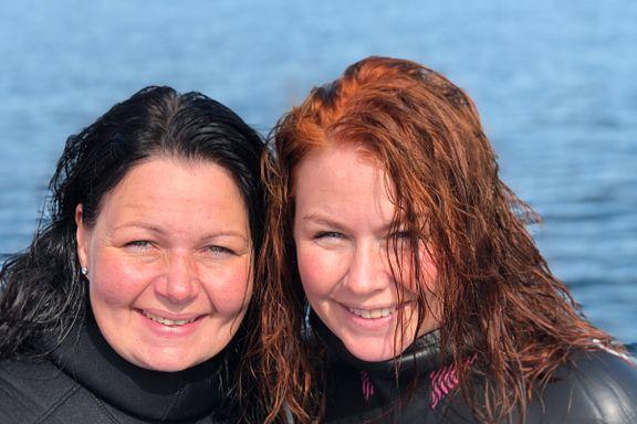 Monica og Runa fra Trondheim ble begge norgesmestere i historisk mesterskap