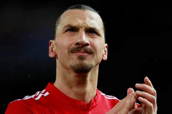 Avis: Zlatan er klar for klubb i USA