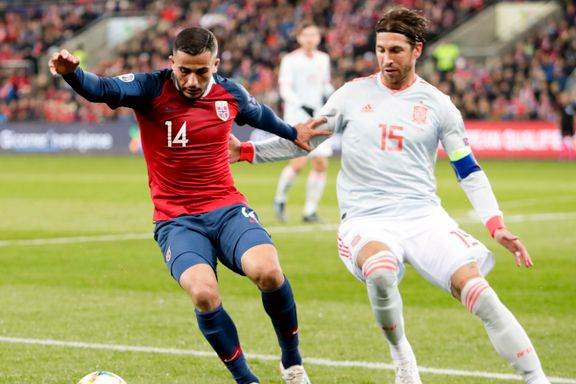 Spania får høre det etter Norge-kampen