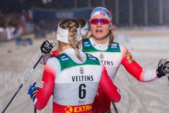Norsk skihåp bruker skuffelsen som motivasjon