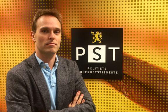 PST: Spionasje er en større trussel enn terror