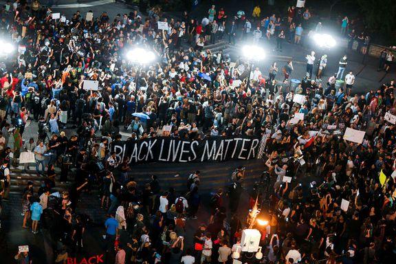 Amerikansk ekspert frykter at politiet vil det vanskelig for Black Lives Matter-bevegelsen