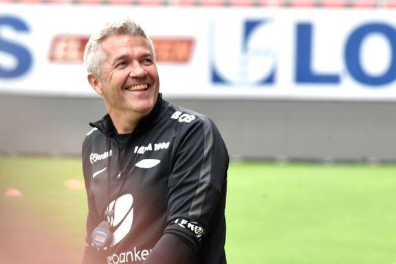 Ingebrigtsens plan: Gjøre Brann til Norges beste fotballag