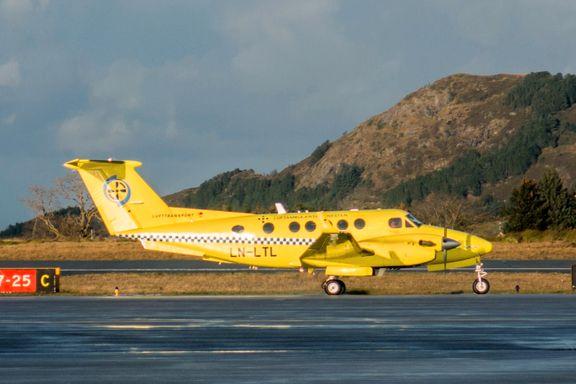 Krise i luftambulansetjenesten i Nord-Norge - Tromsø-ordfører vil ha gransking