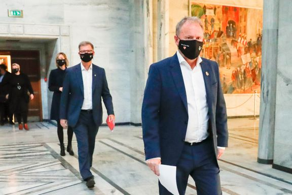 Koronatiltakene i Oslo forlenges, ber om egen tiltakspakke for Oslo