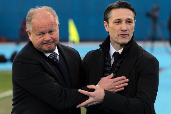 Kroatia-sjefen sparket etter tapet for Norge
