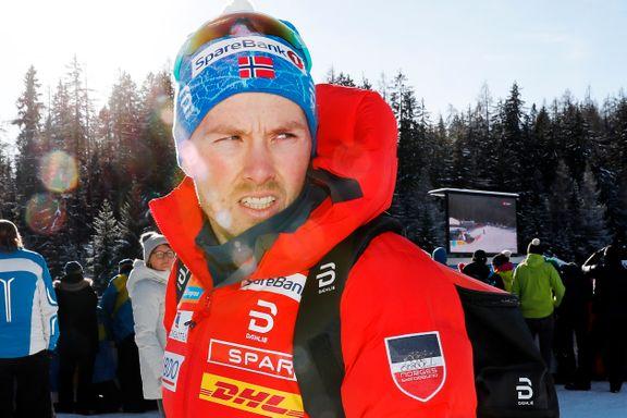 Tour de Ski over for forkjølet Emil Iversen – gir opp sesongens store mål